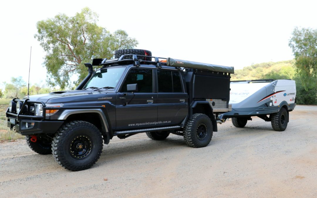 Northern Territory – East MacDonnell Ranges