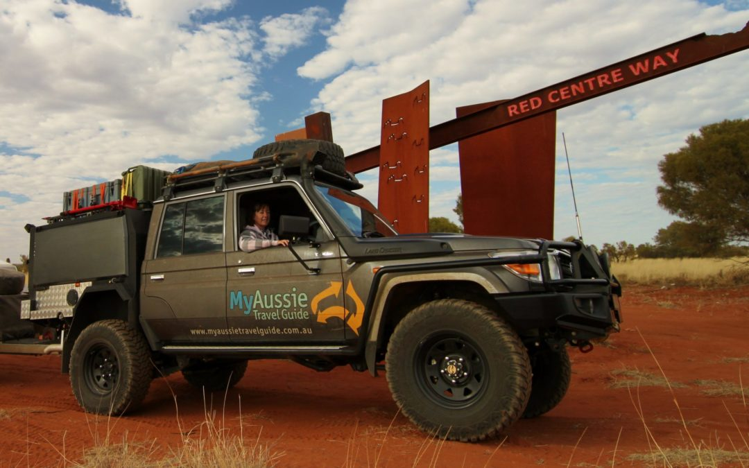 Northern Territory – Red Centre Way