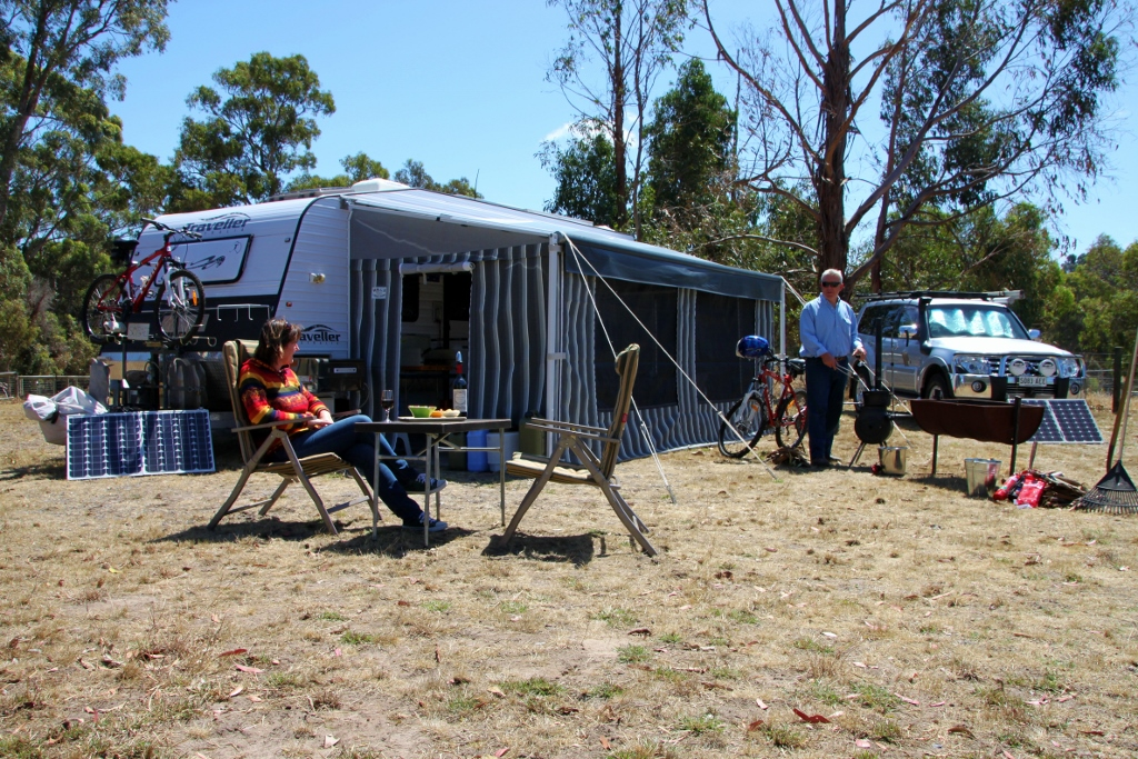 How to free camp for longer - My Aussie Travel Guide