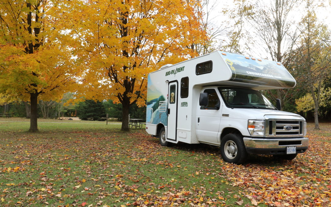5 Reasons To Travel North America With A Cruise Canada Motorhome