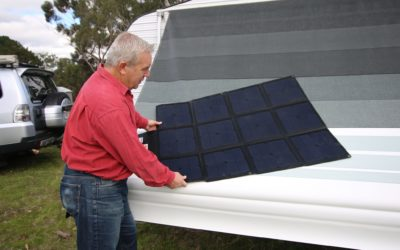 REDARC 150w Solar Blanket
